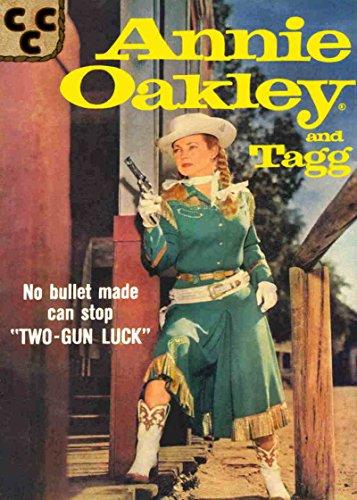 Annie Oakley Comic 15 (Annie Oakley - Price Oakleys