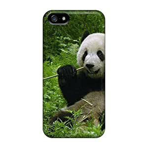 Fashion Protective Hungry Panda Case Cover For Iphone 5/5s