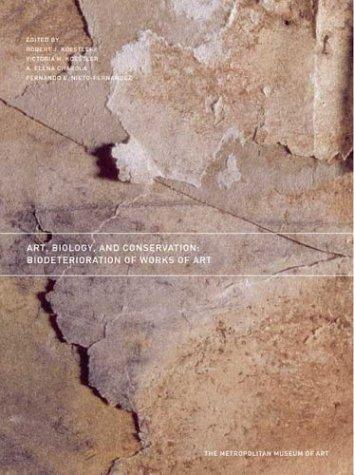 Download Art, Biology, and Conservation: Biodeterioration of Works of Art (Metropolitan Museum of Art Series) pdf