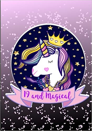 GOOD BIRTHDAY GIFTS FOR 19 YEAR OLDS Amazon Com And Magical Cute Unicorn Birthday Journal Diary