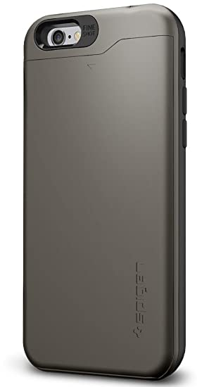 ea60457f05b83f Image Unavailable. Image not available for. Color  Spigen Slim Armor CS iPhone  6 Case with ...