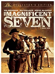 The Magnificent Seven (Two-Disc Collector's Edition) [Import]