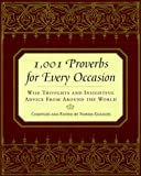 img - for 1,001 Proverbs For Every Occasion: Wise Thoughts and Insightful Advice from Around the World book / textbook / text book