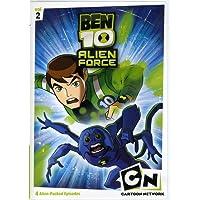 Ben 10 Alien Force 2: Volumen Dos