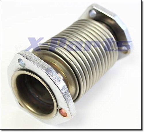 Corrugated Pipe for Wastegate Turbo 20 V Turbo 16 V VR6 Flex Pipe 1016088: