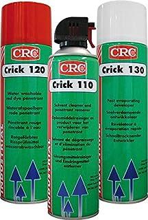 CRC - Spray Desengrasante Universal Y Rápida Acción. Crick 110 500 Ml
