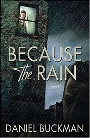book cover of Because the Rain