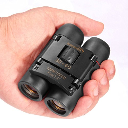 Aurosports-30x60-Folding-Binoculars-Telescope-with-Low-Light-Night-Vision-for-outdoor-birding-travelling-sightseeing-hunting-etc