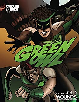 Green Owl Volume 3