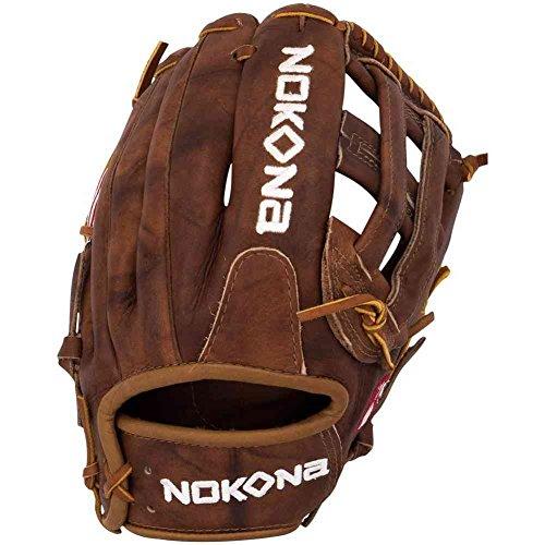 Infielders Glove Walnut Leather - Nokona Walnut Series 11.75