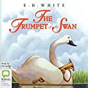 The Trumpet of the Swan Audiobook by E.B. White Narrated by E.B. White