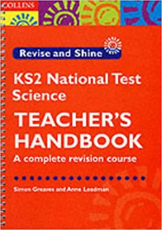 Book Science KS2 Teacher's Guide (Revise and Shine) (Revise and Shine)