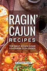 Are you intrigued by Cajun and Creole cooking? The best Louisiana recipes are sometimesdifficult to find in a format that's easy to work with, but this cookbook has you covered.Louisiana roots run very deep, with culinary influence from cultu...