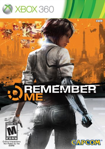 Remember Me - Xbox 360 (Best Rpg Games For Xbox 360 Of All Time)