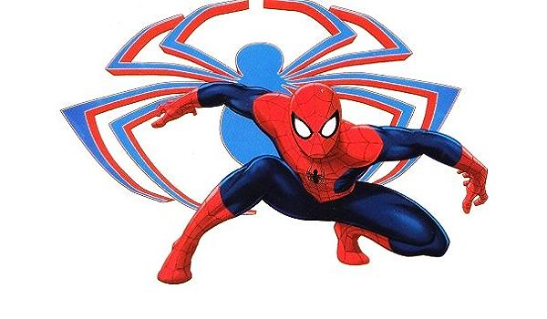 Marvel Spiderman Avengers Light Switch Vinyl Sticker Decal for Kids Bedroom #338