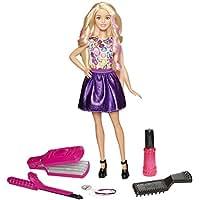 Barbie D.I.Y. Crimps & Curls Doll
