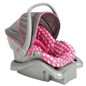Cosco Light 'n Comfy Elite Infant Seat, Blox