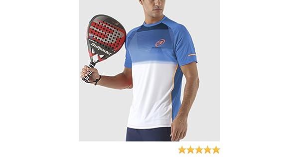 Camiseta padel hombre Ternate (S): Amazon.es: Deportes y aire libre