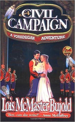 A Civil Campaign: Bujold, Lois McMaster: 9780671578855: Amazon.com: Books