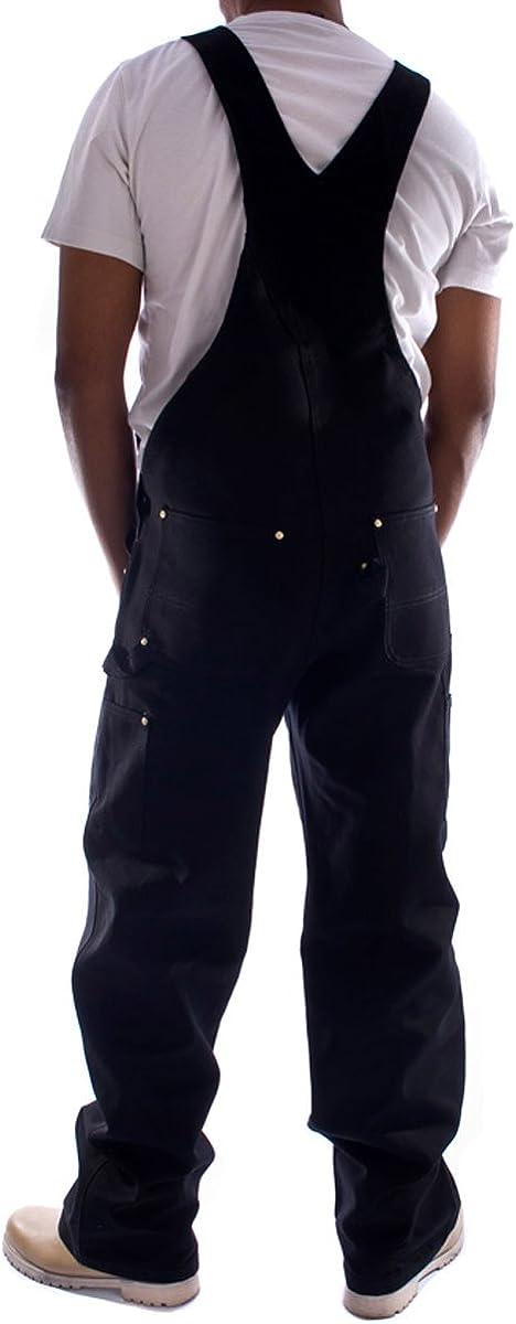 Black bib overall men/'s work dungaree mens dungaree Carhartt Denim Dungarees
