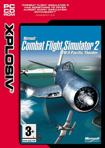 Combat Flight Simulator 2: WWII Pacific (Pc Combat Flight)
