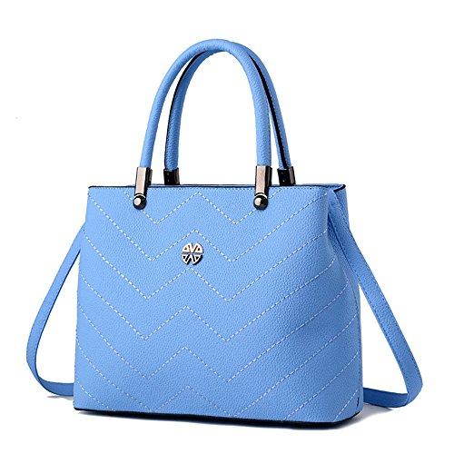 Femme Sac Clair Herhe Femme Sac Femme Bleu Herhe Herhe Clair Sac Bleu qYxEXa