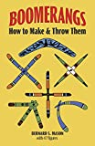 img - for Boomerangs: How to Make and Throw Them book / textbook / text book