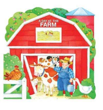 A Day at the Farm (Day at . . . Books) (Board book) - Common pdf epub