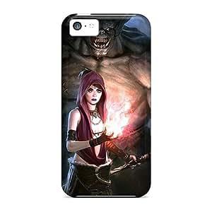 diy phone caseDurable Dragon Age Origins Morrigan Monster Back Cases/covers For Iphone 5cdiy phone case