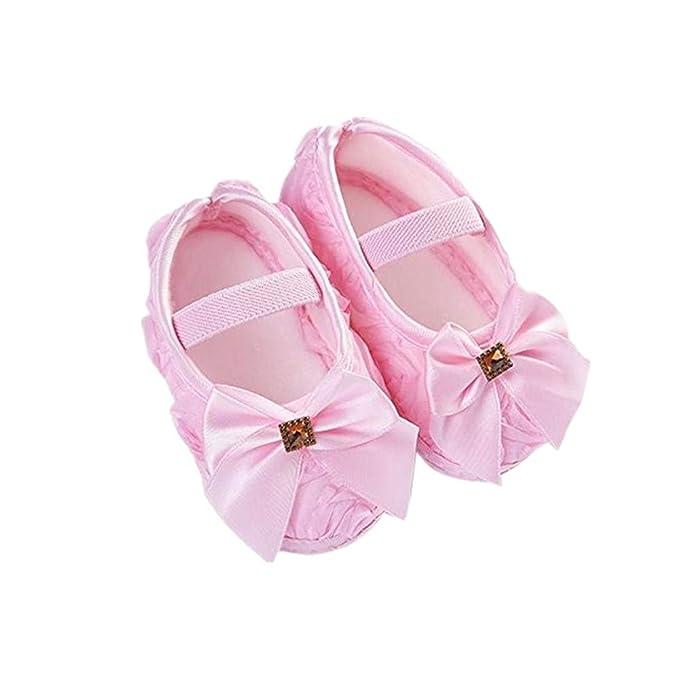 Amazon.com: Lurryly - Zapatillas de banda elástica para bebé ...