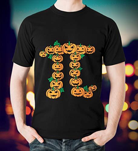 Funny Pumpkin Pi Halloween Joke Costume T-Shirt -