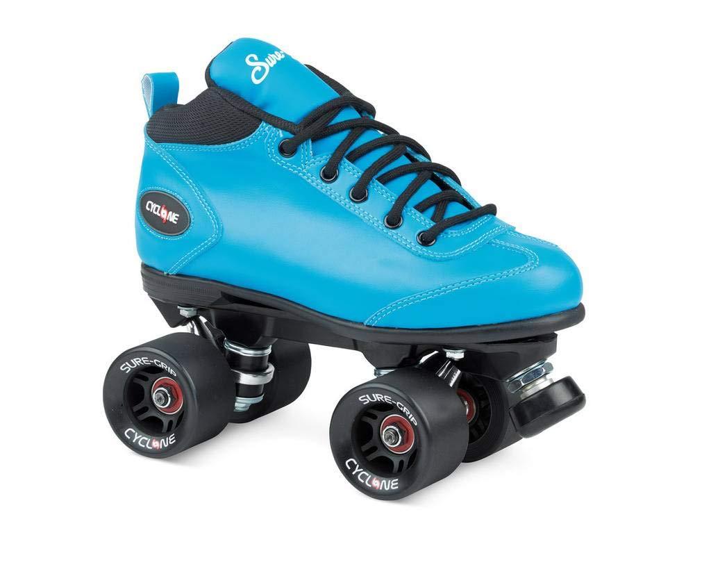 Sure-Grip サイクロン ローラースケート ブルー  Mens 9 / Ladies 10