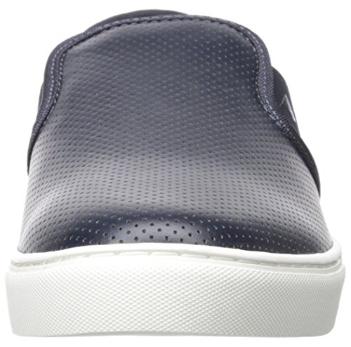 Pu Microperf Navy Sneaker Fashion Armani Exchange X Men A Slip XfRqX