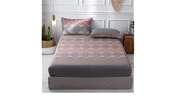 CHLCH Protector de colchón/Cubre colchón Acolchado, Impermeable ...