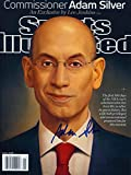 Adam Silver Autographed May 5, 2014 Sports Illustrated Magazine - Autographed NBA Magazines