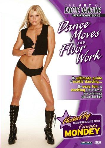 DVD : Striptease Series: Dance Moves & Floorwork (DVD)