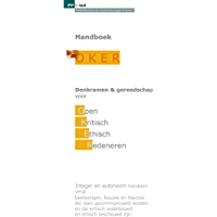 Handboek OKER: Denkramen & gereedschap voor open, kritisch en ethisch redeneren