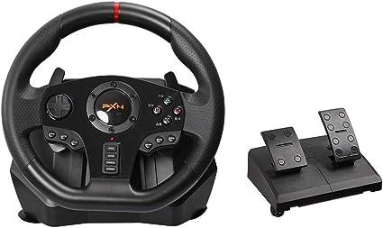 TBAN Volante para Juegos Compatible con PC / PS3 / 4 / Xbox One ...