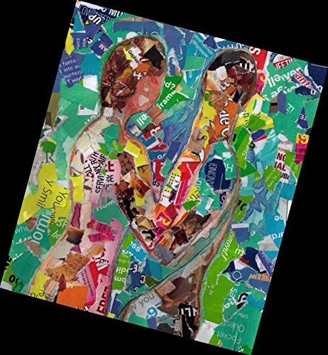 Abstract Collage Artists