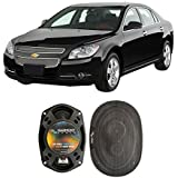 Fits Chevy Malibu 2008-2012 Rear Deck Factory Replacement Harmony HA-R69 Speakers