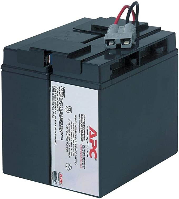 BP1400 Replacement Battery Rechargeable, high Rate APC Back-UPS Pro 1400VA