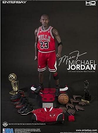 Michael Jordan Chicago Bulls 1/4 Escala (20 pulgadas) HD obra ...