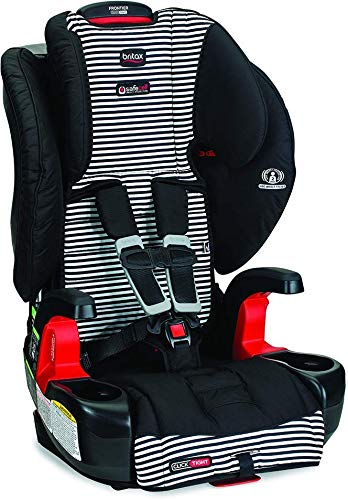 Britax Frontier ClickTight Harness Booster Car Seat – Tuxedo