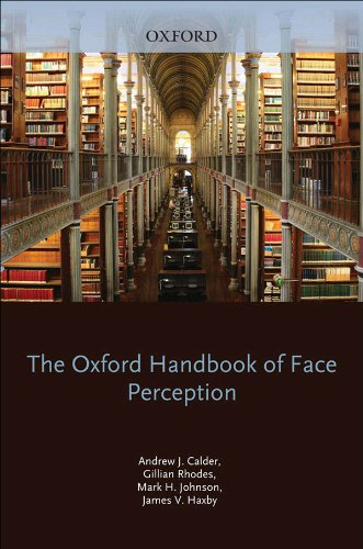 Oxford Handbook of Face Perception (Oxford Library of Psychology) Pdf