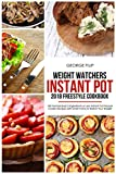 Weight Watchers Instant Pot 2018 Freestyle Cookbook