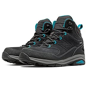 New Balance Women's WW1400V1 Trail Walking Boot-W, Grey, 10 EE-Extra Wide