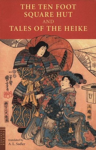 Ten Foot Square Hut and Tales of the Heike (Tuttle Classics) ()