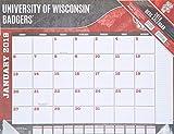 Wisconsin Badgers 2019 Calendar