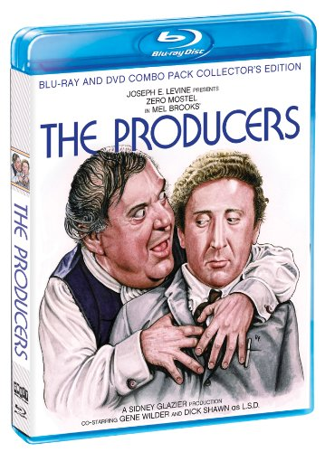 The Producers (Collector's Edition) [BluRay/DVD Combo] [Blu-ray]