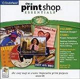 The Print Shop Essentials Version 20 - XP Compatible (Jewel Case)